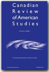 Canadian Review of American Studies
